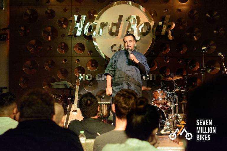 Stand Up Comedy Saigon