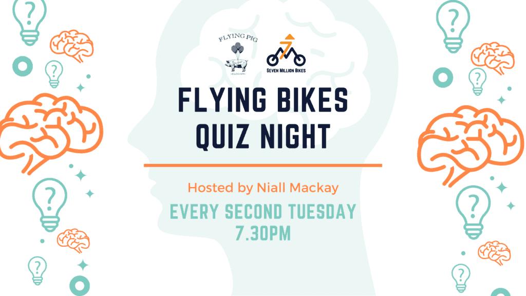 Flying Bikes Quiz Night
